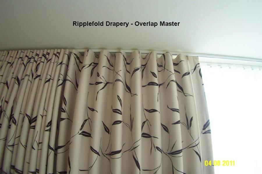 Matching Shower Curtain And Valance Curtain Rod Attachments