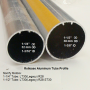 Rollease Tube Profile Picture and Measurements