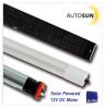 Simu Type 3.5Hz 3Nm 24lbs AutoSun Solar Powered Window Blind Lift Kit #2008634