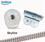 Rollease Skyline Series Brackets and Clutch