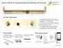 Somfy R28-RTS Roll Up Lift Tube Kit
