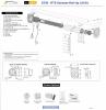 Heavy Duty 110V-AC ST50 RTS Shade Lift Kit