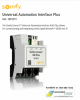 Somfy Connect - Universal Automation Interface Plus (UAI) #1870272