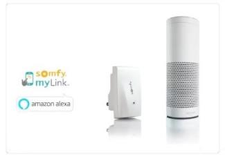 Somfy Mylink Speaks Alexa How To?